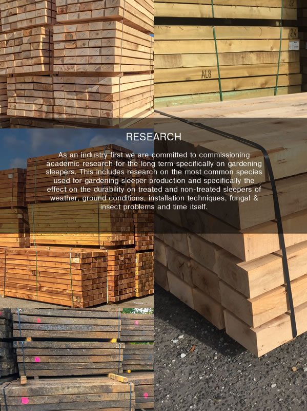 Products from Juha Gardening Sleepers